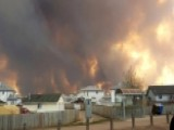 Massive Wildfire Forces Evacuation Of Entire City In Canada