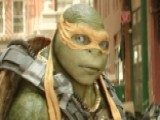 'Teenage Mutant Ninja Turtles 2' Cast Sing Theme Song