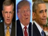 Brit Hume On Trump And Obama's Back-and-forth