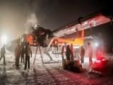 Emergency Flight To Antarctica Rescues Sick Researchers
