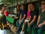 'The Five' Visits PNC Park, Home Of The Pittsburgh Pirates