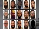 15 Detainees Transferred From Guantanamo Bay