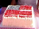'Cake Boss' Shows You How To Make An American Flag Cake