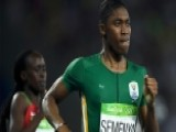 Should Testosterone Filled Female Sprinter Run With Girls?