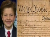10-year-old Memorizes Entire US Constitution