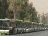 Urgent Effort To Evacuate Civilians, Rebels From Syrian Town
