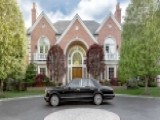Hot Houses: A Mansion That Comes With A Rolls-Royce
