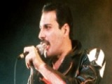 'Messenger 0000228B Of The Gods': Freddie Mercury Gets Boxed Up