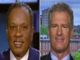 Williams, Brown Debate Clinton's Criticism Of Trump's Slogan