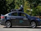 Pittsburgh Uber Customers Test Driverless Vehicles
