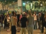 Police: Victim Shot During Violent Protests On Life Sup