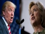 'Enthusiasm Gap'? Clinton Vs. Trump