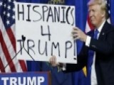 Is It Too Late For Trump And Hispanic Voters?