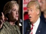 Clinton Vs. Trump On Scandals