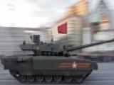 US Officials: Russian Armada Enters Mediterranean Sea