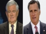 Gingrich On Why A Romney Pick Would Betray Trump Supporters