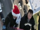 Rick Reichmuth Gears Up For Rappelling With Santa