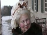 'Martha Washington' Visits Her Mount Vernon Home