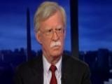 Amb. Bolton On Syria, Russia Retaliation, Resolution Fallout