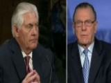 Gen. Keane: Tillerson Wants To Hold Russia Accountable