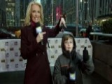 'The Weather Kid' Helps Janice Dean With The Forecast