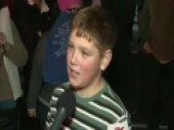 Young Protester: 'Screw Our President!'
