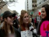 'Watters' World' Is There As Women March On Washington