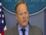 Sean Spicer Criticized For Defending Inauguration Crowd Size