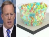 Dippin' Dots CEO Tries To Cool Tensions With Sean Spicer