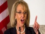 Jan Brewer: US Could Use Confiscated Dollars To Pay For Wall