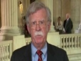 Amb. John Bolton: The US Is On To Iran's Game