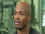 Adrian Peterson's Off-season NFL Workout