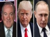Huckabee: Trump Acting More Presidential On Putin