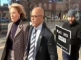 DeVos Gets Up Close And Personal With Intolerant Left