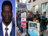 Benjamin Watson: We Need A Conversation, Not Protests