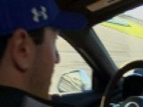 Rick Reichmuth Rides In Daytona Pace Car With Chase Elliott