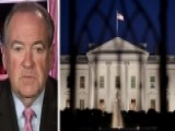 Huckabee: Where's The Outrage Over Illegal Leaks?