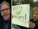 Geraldo Debates Surveillance Claims, Alleged School Rape