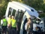 13 Killed In Texas Church Bus Accident