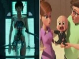 'Ghost In The Shell' And 'The Boss Baby' Open In Theaters