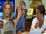 Ingraham Blasts Lack Of Media Coverage On Susan Rice Story