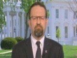Gorka: This WH Will Stand Up To Evil Around The World