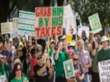 'Tax Day' Marches Fill The Streets Of American Cities