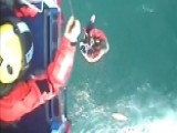 Stranded Surfer Rescued After 30 Hours Drifting At Sea