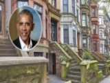 Obama's New York Townhouse Goes Up For Sale
