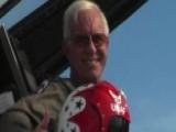 'Sully' Takes Flight With The Thunderbirds