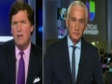 Tucker Vs. Jorge Ramos: Trump's Wall