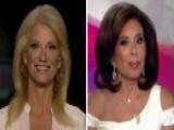 Kellyanne Conway Talks Trump's Historic Trip Abroad