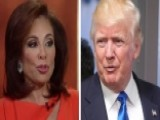 Judge Jeanine: President Trump Needs A War Room