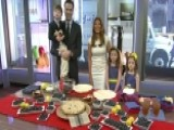 Cooking With 'Friends': Trish Regan's Blueberry Pie